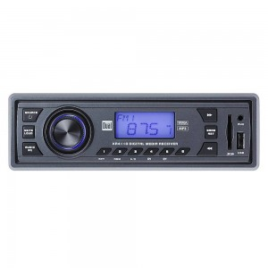 Radio Booster XR4110 USB SD AM/FM